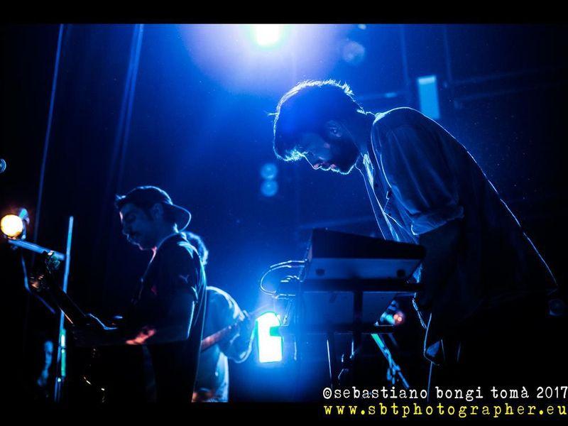 11 marzo 2017 - The Cage Theatre - Livorno - Ex-Otago in concerto