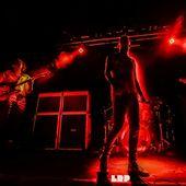 26 marzo 2019 - Locomotiv Club - Bologna - Frank Carter & the Rattlesnakes in concerto
