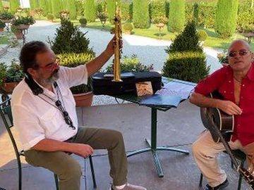 """Graziano Romani - """"Augusto: omaggio alla voce dei Nomadi"""": """"Canzone per un'amica"""""""