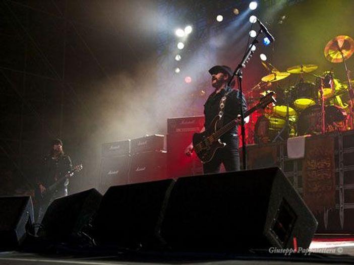 Motorhead, addio al chitarrista originale Larry Wallis