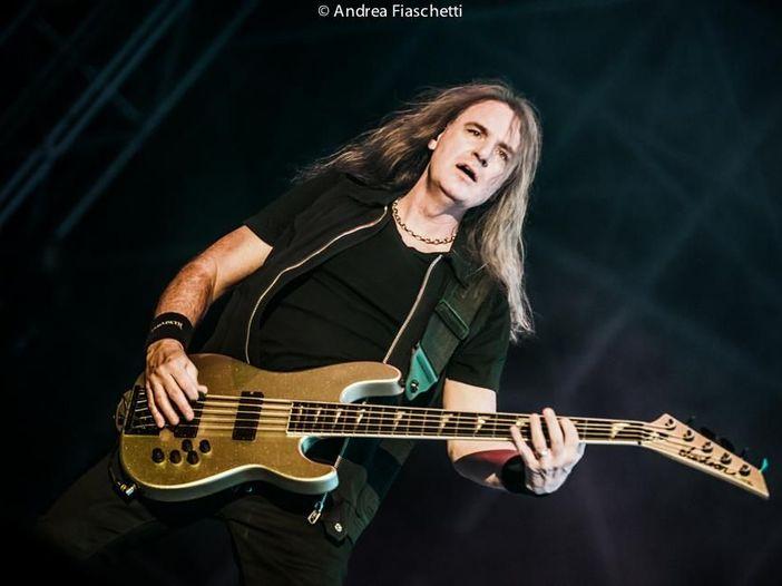 """David Ellefson (Megadeth): """"Potevo diventare il bassista dei Metallica"""""""