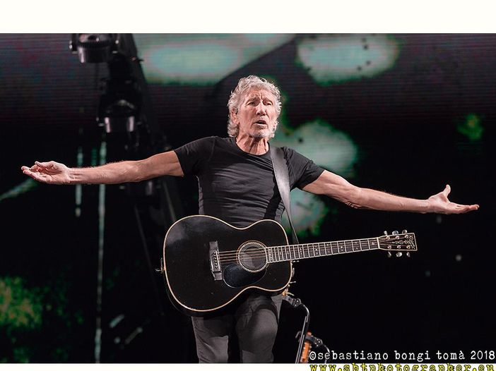 Roger Waters al Circo Massimo: la scaletta