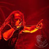 20 novembre 2018 - Mediolanum Forum - Assago (Mi) - Lamb of God in concerto