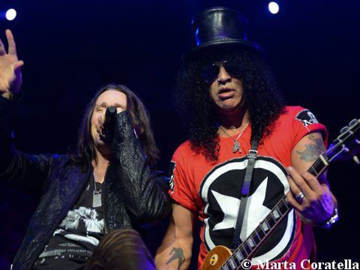 "Slash - la recensione di ""LIVING THE DREAM"""