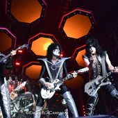 2 luglio 2019 - Ippodromo Snai - Milano - Kiss in concerto