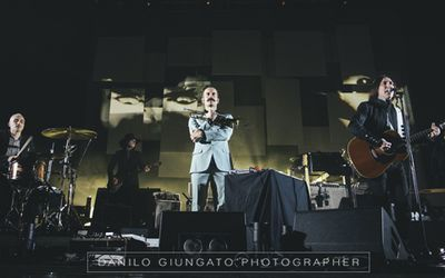 31 gennaio 2015 - Auditorium Conciliazione - Roma - Afterhours in concerto