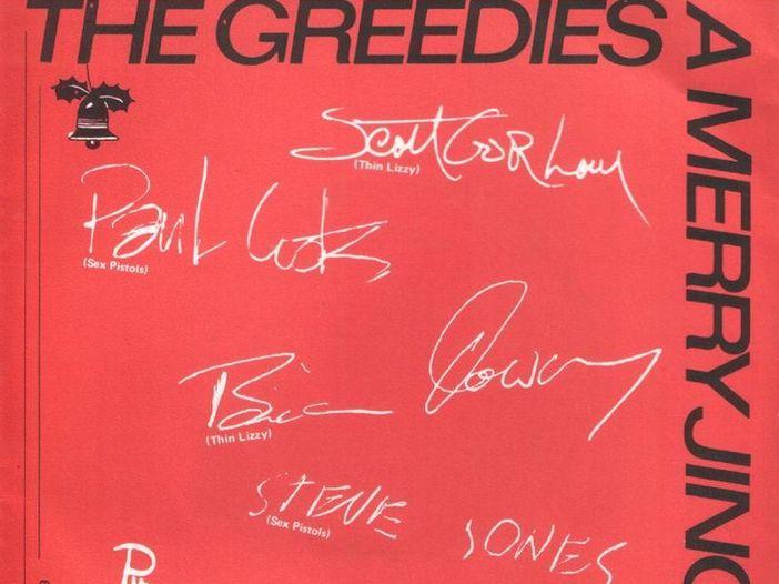 Buon Natale coi Greedies: Thin Lizzy + Sex Pistols...