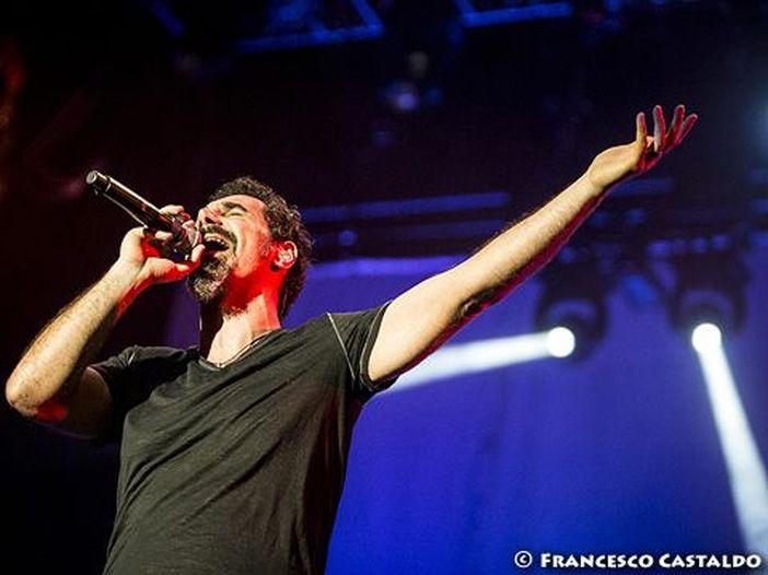 System Of A Down dal vivo all'Arena Concerti di Rho: la recensione di Rockol