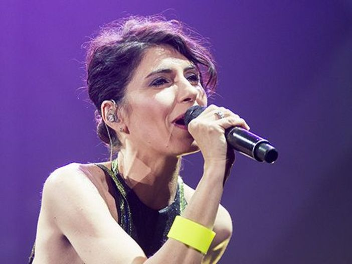 """Giorgia, il """"Senza paura tour"""" a Roma: live report"""
