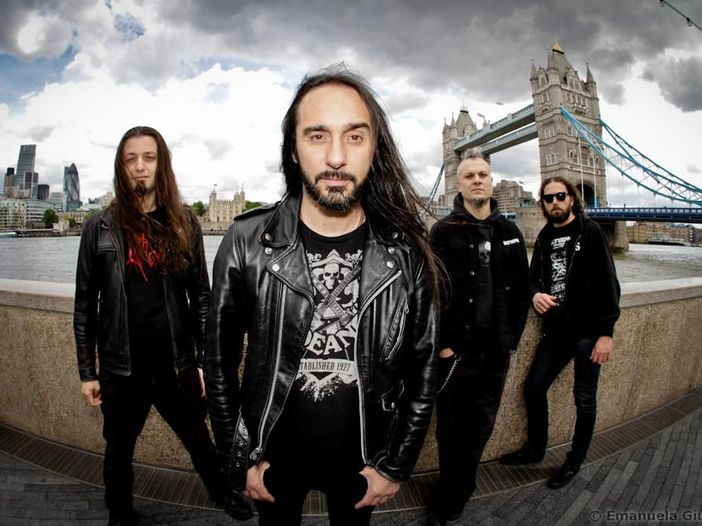 """Extrema, esce l'EP """"The old school"""" - VIDEO"""