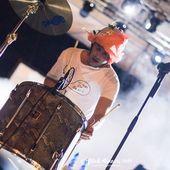 18 luglio 2014 - Goa Boa Festival - Arena del Mare - Genova - Ninos du Brasil in concerto