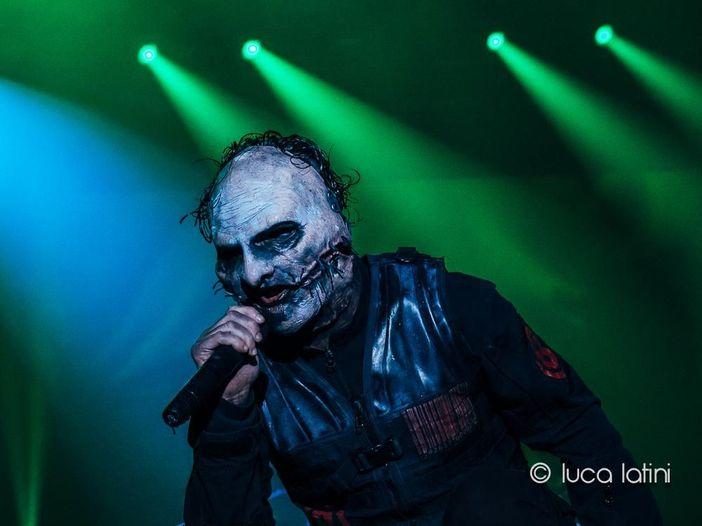Slipknot, Corey Taylor mostra un'anticipazione della sua nuova maschera - FOTO