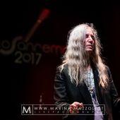 7 maggio 2017 - Teatro Ariston - Sanremo (Im) - Patti Smith in concerto