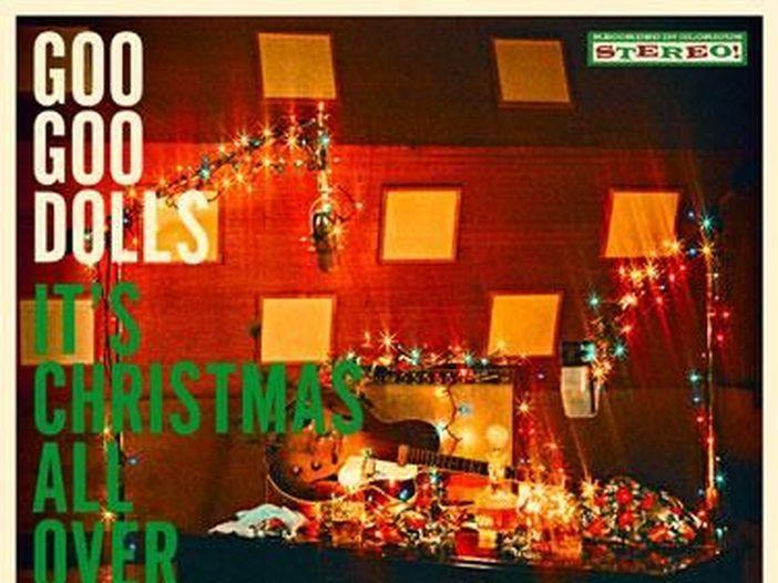 Goo Goo Dolls, esce a ottobre l'album natalizio 'It's Christmas All Over'