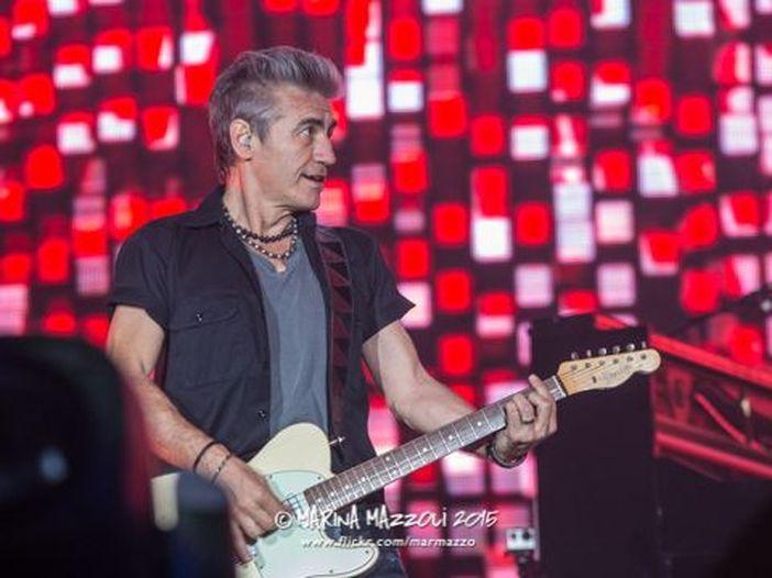 Ligabue, Campovolo 2015: la scaletta della prima parte del concerto