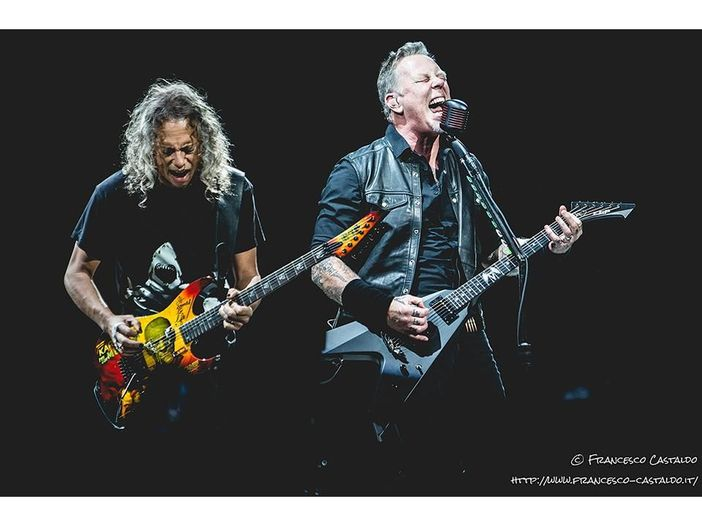 Metallica, in arrivo la birra Enter Night Pilsner