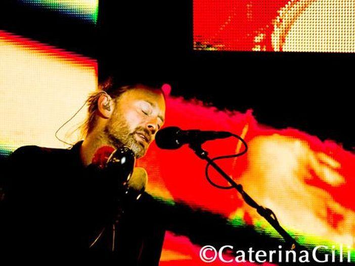 Radiohead a Firenze: segui qui la diretta del concerto - FOTO