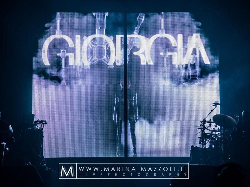 28 marzo 2017 - 105 Stadium - Genova - Giorgia in concerto