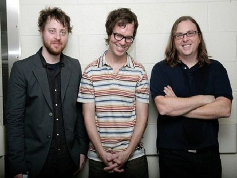 Copertina shock per i Ben Folds Five?