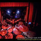 13 maggio 2017 - The Cage Theatre - Livorno - Gary Baldi Bros in concerto