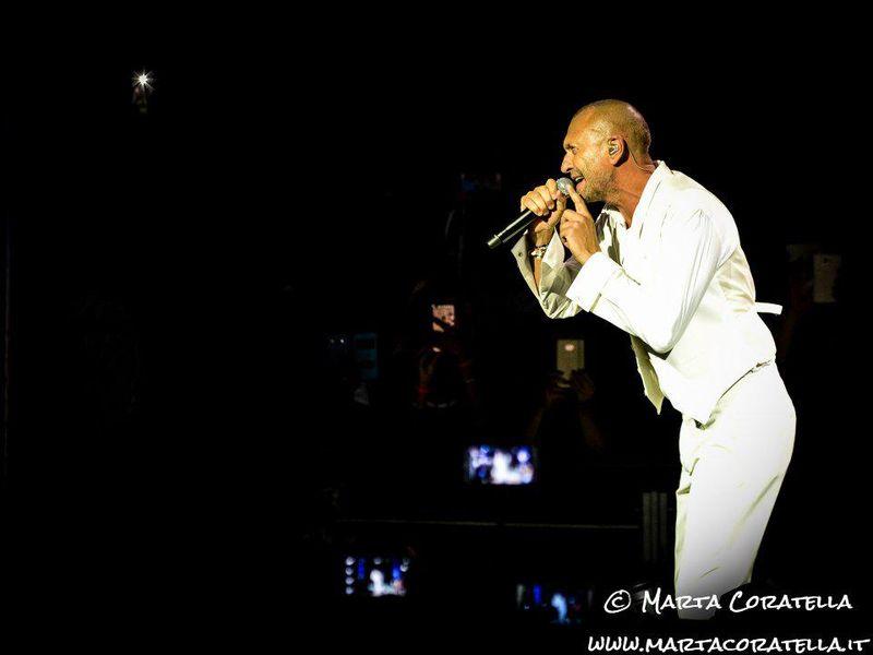 16 settembre 2016 - PalaLottomatica - Roma - Biagio Antonacci in concerto