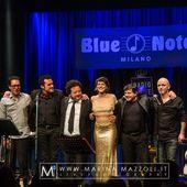 29 aprile 2017 - Blue Note - Milano - Simona Molinari in concerto