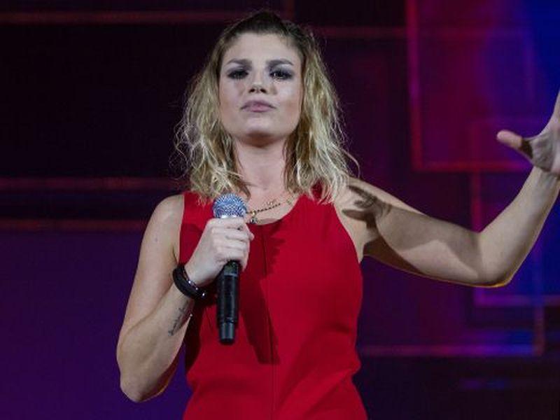 17 novembre 2013 - PalaRossini - Ancona - Emma in concerto