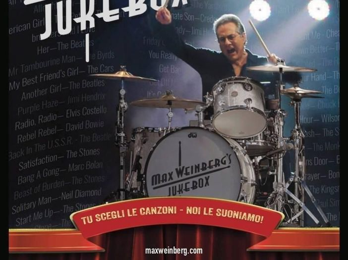 Max Weinberg: ecco cosa fa nel tempo libero dalla E Street Band e da Bruce Springsteen