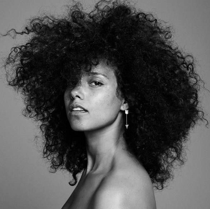 """Alicia Keys: """"Sono cresciuta con prostitute ad ogni angolo di strada"""""""