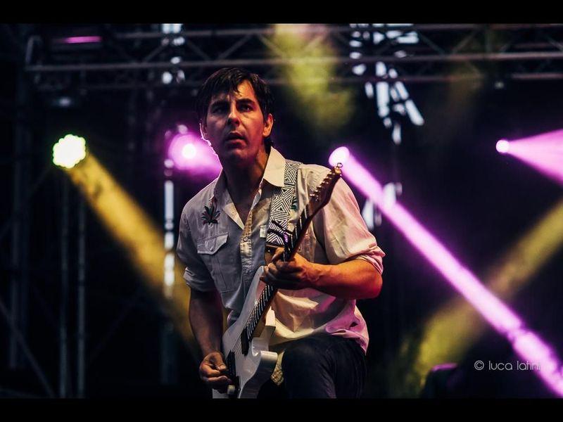 28 giugno 2019 - Sherwood Festival - Padova - I Hate My Village in concerto