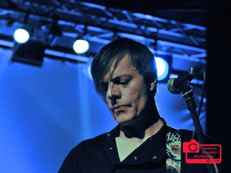 13 Gennaio 2012 - Locomotiv Club - Bologna - Diaframma in concerto