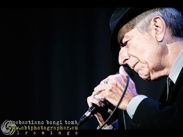 Leonard Cohen, guarda il video di 'Thanks for the dance'