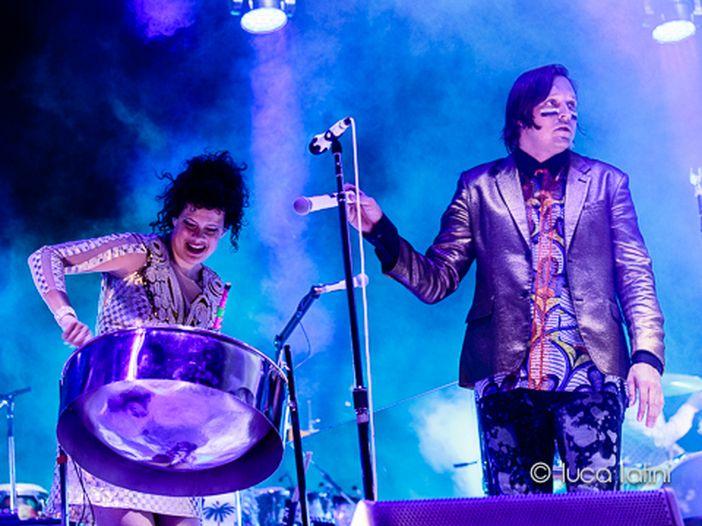 Arcade Fire al Castello Scaligero di Villafranca (Vr): il report del live