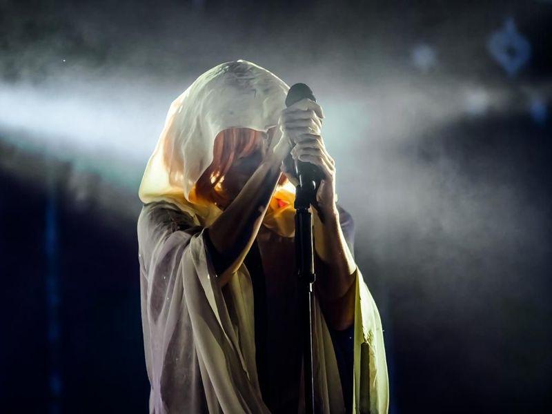 15 settembre 2021 – Arena Puccini – Bologna – La Rappresentante di Lista in concerto