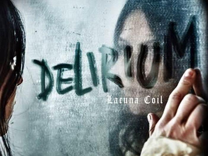 Lacuna Coil, il nuovo album 'Delirium' ed esce il 27 maggio - VIDEO / COPERTINA / TRACKLIST