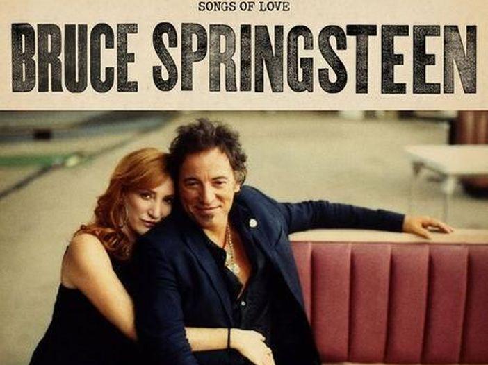 Bruce Springsteen, un album di canzoni d'amore dal vivo