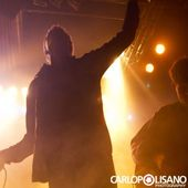 18 Novembre 2011 - Magazzini Generali - Milano - Drums in concerto