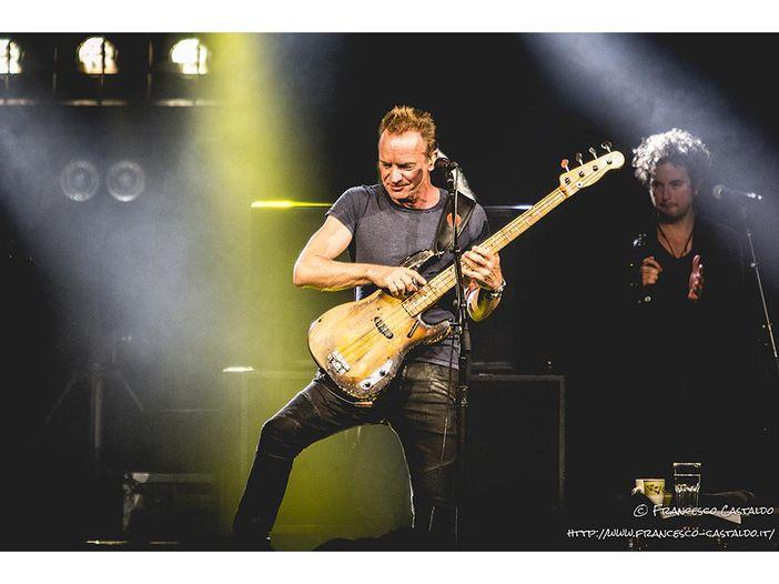 Sting compone le musiche di uno spettacolo sulla Cappella Sistina