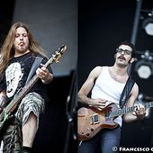 5 luglio 2012 - Heineken Jammin' Festival - Arena Concerti Fiera - Rho (Mi) - Destrage in concerto