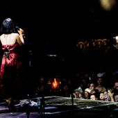 7 agosto 2013 - Sziget Festival - Budapest - Bat for Lashes in concerto