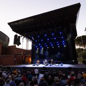 5 luglio 2021 – Cavea Auditorium Parco della Musica - Roma – Robben Ford in concerto