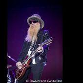 30 giugno 2014 - Ippodromo del Galoppo - Milano - ZZ Top in concerto