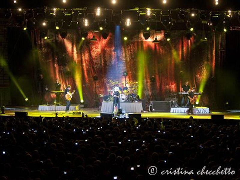 28 ottobre 2012 - PalaFabris - Padova - Cranberries in concerto