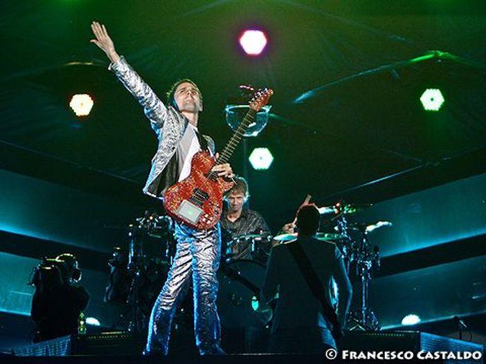 Muse in studio per il nuovo album, il primo aggiornamento - FOTO