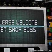 12 Luglio 2011 - Stadio Giuseppe Meazza - Milano - Pet Shop Boys in concerto