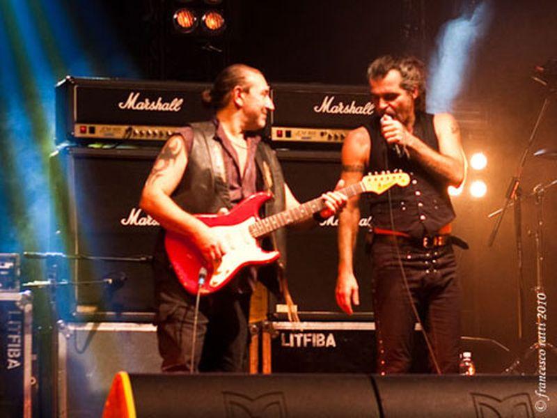 22 Novembre 2010 - Mediolanum Forum - Assago (Mi) - Litfiba in concerto
