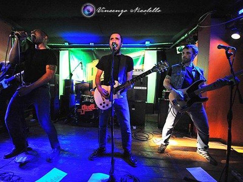 10 maggio 2015 - Spazio 211 - Torino - Giuda in concerto