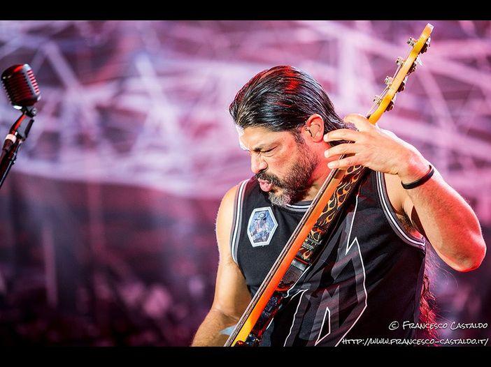 Phil Campbell (Motorhead) si unisce ai Mass Mental di Robert Trujillo (Metallica)