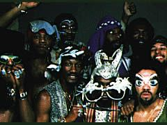 Funkadelic: addio a Junie Morrison