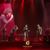 25 gennaio 2018 - RDS Stadium - Genova - Nek-Pezzali-Renga in concerto
